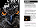 NIGHT OF SCIENCE / GOETTINGEN (GER)
