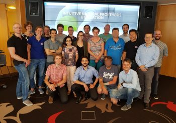 Consortium Meeting – UMCG Groningen – 17 + 18.7.2018